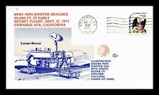 US SPACE COVER RPRV MINI SNIFFER WITH VIKING ROVER EARLY SECRET FLIGHT