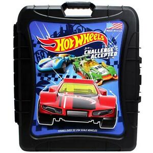 Hot Wheels 110 Plastic Car Carrying Case