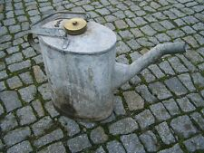 Large Old Oil Can Petrol Station, Oil Cup