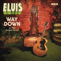 ELVIS PRESLEY - WAY DOWN IN THE JUNGLE ROOM  2 CD NEU
