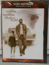 A Perfect World (DVD 2002) RARE COSTNER / EASTWOOD CRIME THRILLER BRAND NEW
