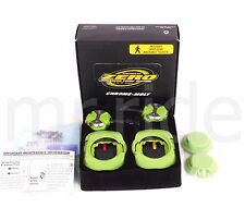 Speedplay ZERO Chrome-Moly Road Bike Pedal Green, With Walkable Cleats Green