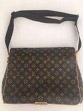 Authentic Louis Vuitton Messenger handbag