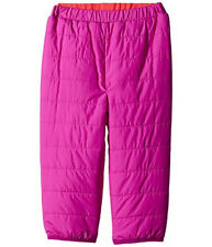 Columbia Bright Plum Punch Pink Double Trouble Reversible Pant 6-12 Months