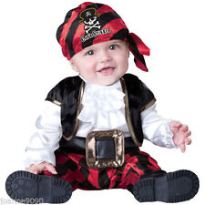Polyester Pirate Unisex Costumes