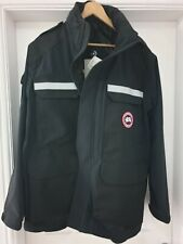 CANADA GOOSE PHOTO JOURNALIST COAT BRAND NEW SIZE XL BLACK