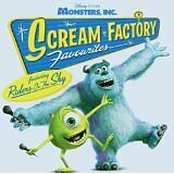 RIDERS IN THE SKY - Monsters, inc. : Scream Factory favourites - CD Album