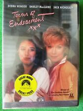 TERMS OF ENDEARMENT WIDESCREEN COLLECTION DVD - NIP