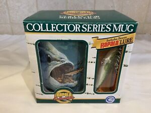 Rapala Collectibles Limited Edition Collector Series Mug + Rapala Fishing Lure