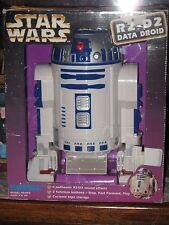 1997 LUCAS FILM LTD STAR WAR R2-D2 CASSETTE PLAYER DATA DROID-TIGER ELECTRONICS