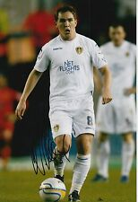 LEEDS UNITED HAND SIGNED NEIL KILKENNY 12X8 PHOTO 4.