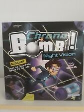 PlayMonster Chrono Bomb Secret Agent Night Vision Game.UV Light Goggles Included