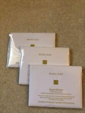 New Sealed Mary Kay Lot of 3 Beauty Blotters Oil Absorbing Tissues 75 Sheets