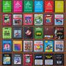 Atari 2600 ► Die besten Kultspiele u.a. Pitfall | Mario Bros | 32 in 1 | Pac-Man
