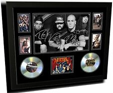 PANTERA DIMEBAG DARRELL SIGNED LIMITED EDITION FRAMED MEMORABILIA