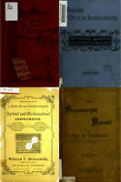 146 RARE OLD BOOKS ON STEREOSCOPE OPTICAL ASTRONOMICAL INSTRUMENTS & MORE ON DVD