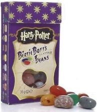 Jelly Belly Harry Potter Bertie Botts Every Flavour Beans 35g Box