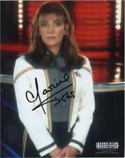 STAR TREK MARINA SIRTIS Deanna Troi # 1 hand signed