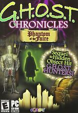 G.H.O.S.T. Chronicles Phantom Of The Faire PC Games Windows 10 8 7 XP Computer