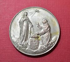 ST. ANTHONY of PADUA - 7th. Centenary, medal - 1895        [#5720]