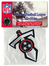 TENNESSEE TITANS OFFICIAL NFL FOOTBALL TEAM LOGO PATCH MINT IN ORIGINAL PACKAGE