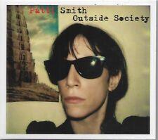 PATTI SMITH - Outside Society - CD - Sony Music - 88697-94315-2 - Rock - Europe