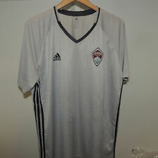 MLS Colorado Rapids Football Soccer Jersey New Mens Size SMALL