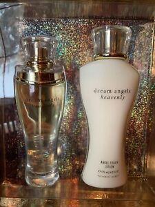Victoria's Secret Dream Angels Heavenly Gift Set Perfume & Lotion Rare