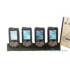 Lot of 4x Intermec CN3 GSM WM6.1 1D/2D Barcode Scanner CN3AQH841G5E200 +CRADLE