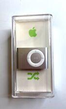 New! Apple iPOD SHUFFLE MA564LL/A 2nd Generation 1 GB ] Very Rare NIB