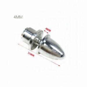 1PC Aluminum E-Prop Propeller Shaft Adapter for ⌀4mm Motor Shaft AS327 Plane
