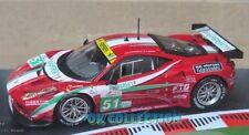 1:43 FERRARI 458 Italia GT2 (6H Imola 2011 Fisichella Bruni) - Fabbri (27)