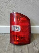 2007 - 2014 GMC Sierra 1500 Passenger RH Right Side Halogen Tail Light OEM