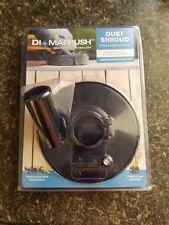 "5"" Diamabrush Dust Containment Shroud FH-45HTSHROUD NEW FREE SHIPPING"