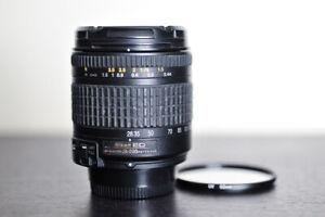 Nikon AF 28-200mm ED FX Lens w/ UV Filter - US Model!