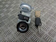 2011 VAUXHALL CORSA D 3DR IGNITION BARREL & ONE REMOTE KEY