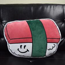 SPAM MUSUBI PLUSH PILLOW by HELLO SUSHI STORE Throw Toy Sofa Bed Kawaii Hawaiian