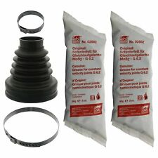 Front Cv Boot Kit Fits Peugeot 2008 206 206+ 207 208 3008 301 308 50 Febi 100347