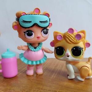 Real 2pcs DOLL Baby Doll Series 3 Confetti Pop Sleepover Club Toy