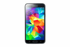 Samsung Galaxy S5 SM-G900I - 16GB - Charcoal Black (Unlocked) Smartphone
