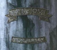 BON JOVI -NEW JERSEY Super Deluxe Edition Ltd / Ed -JAPAN 2 SHM-CD DVD