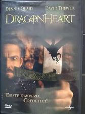 DRAGON HEART DVD ANNO: 1996