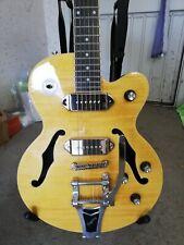Epiphone Wildkat Bigsby Antique Natural E-Gitarre