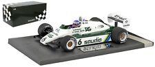 Minichamps Williams FW08 1982 - Keke Rosberg 1982 F1 World Champion 1/18 Scale