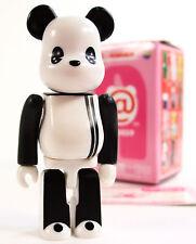 Medicom Series 9 ARTIST BE@RBRICK Toru Yamazaki 1.04% Chase Panda Bearbrick 100%