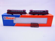 LOT 66809   Roco H0 43045 Schienenbus VT 98 mit Beiwagen der DB in OVP
