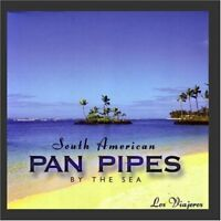 Los Viajeros | CD | Sout American pan pipes by the sea