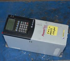 Allen Bradley PowerFlex 700 20B C 011 A 0 AYNANCO 5.5kW 7.5HP 3phase VSD Ser B