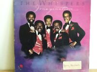 THE   WHISPERS           LP        IMAGINATION