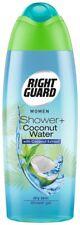 Right Guard 2039368 Women Shower GEL Coconut Water 250ml